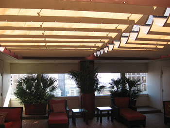 Top 5 Interior Benefits of a Retractable Commercial Awning