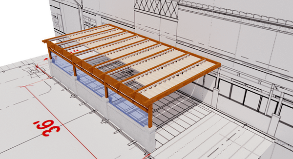Retractable Canopy Systems - engineering
