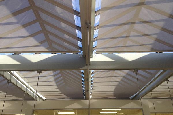 Retractable Skylight System