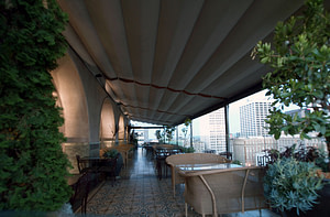 Perch Retractable Roof System