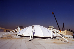 Retractable Canopy System