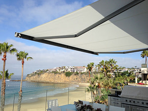 Making Your Commercial Property's Patio Ready for Spring with Retractable Canopies