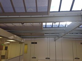 Slide Wire Canopy System